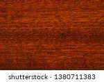 texture of mahogany wood... | Shutterstock . vector #1380711383