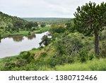 orpen dam in kruger national... | Shutterstock . vector #1380712466