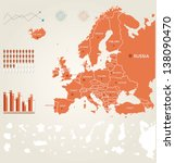infographic vector illustration ... | Shutterstock .eps vector #138090470