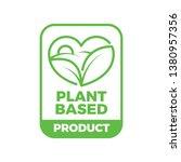 Plant Based Organic Product...