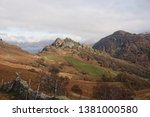 the photograph of two crags... | Shutterstock . vector #1381000580