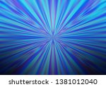 light blue vector modern... | Shutterstock .eps vector #1381012040