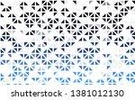 light blue vector seamless... | Shutterstock .eps vector #1381012130