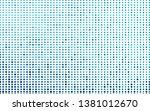 light blue vector background... | Shutterstock .eps vector #1381012670