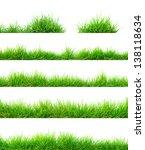 grass | Shutterstock . vector #138118634