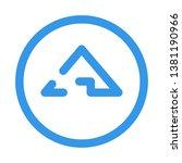 up arrow icon sign symbol  ...