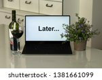 procrastination  delay and... | Shutterstock . vector #1381661099