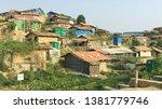 Refugee Homes/Shanty - Ukhia-Cox
