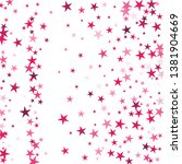 falling stars confetti... | Shutterstock .eps vector #1381904669