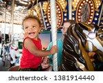 Cute Mixed Race Little Boy...