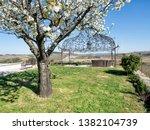 march 25  2019  douro valley ... | Shutterstock . vector #1382104739