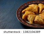 delicious turkish baklava... | Shutterstock . vector #1382106389