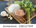 preparing to make stuffed... | Shutterstock . vector #1382117549