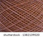 yarn macro texture. gradient...   Shutterstock . vector #1382139020