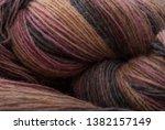yarn macro texture. gradient...   Shutterstock . vector #1382157149