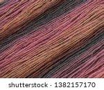 yarn macro texture. gradient...   Shutterstock . vector #1382157170