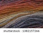 yarn macro texture. gradient...   Shutterstock . vector #1382157266