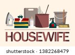 vector illustration in a flat... | Shutterstock .eps vector #1382268479