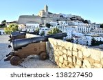 Ibiza Town  The Cathedral And...