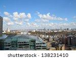 london   Shutterstock . vector #138231410