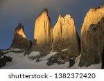 Sunrise Torres Del Paine ...
