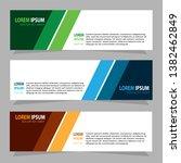 banner background.business... | Shutterstock .eps vector #1382462849
