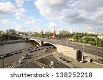 Big Stone Bridge  Grand Kremli...