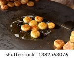 yummy indian street foods for... | Shutterstock . vector #1382563076