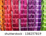 neckties | Shutterstock . vector #138257819