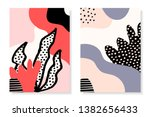 modern abstract design... | Shutterstock .eps vector #1382656433