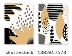 modern abstract design... | Shutterstock .eps vector #1382657573
