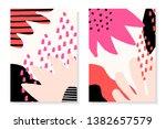 modern abstract design... | Shutterstock .eps vector #1382657579