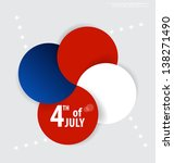 4th of july independence day....   Shutterstock .eps vector #138271490