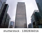 london  uk  january 2019. city... | Shutterstock . vector #1382836016