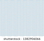wave simple seamless wavy line  ... | Shutterstock .eps vector #1382906066