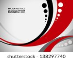 abstract business background  ... | Shutterstock .eps vector #138297740