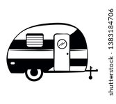 Camper Trailer Icon  Camper...