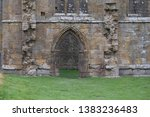 Old Doorway At Egglestone Abbey