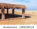 red sea coast and mangroves in...   Shutterstock . vector #1383258119