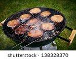 grill | Shutterstock . vector #138328370