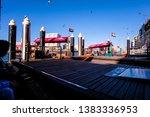 dubai  uae   march 2019 ... | Shutterstock . vector #1383336953