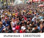 29 04 2019 songkran  the old...   Shutterstock . vector #1383370100