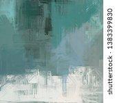 abstract texture. 2d... | Shutterstock . vector #1383399830