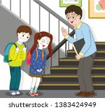 Elementary School Students...