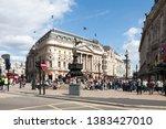 london  england   september 3rd ...   Shutterstock . vector #1383427010