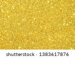 Sparkle Of Gold Glitter Texture ...