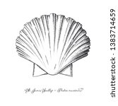 St James Scallop Shell Vintage...