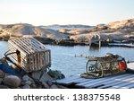Lobster Pots At The Swedish...