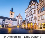 trier  germany   march 28  2017 ... | Shutterstock . vector #1383808049