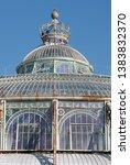 laeken  brussels belgium  april ... | Shutterstock . vector #1383832370